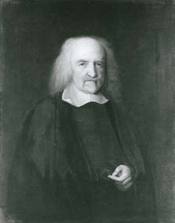 English philosopher, scientist, and historian, best known for his political philosophy, especially as articulated in his masterpiece Leviathan (1651). Hobbes viewed government...