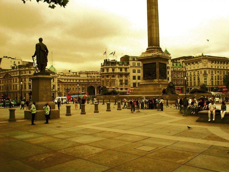 Трафальгарская площадь, Лондон