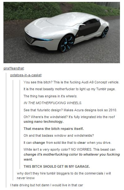 THIS CAR Tumblr funny