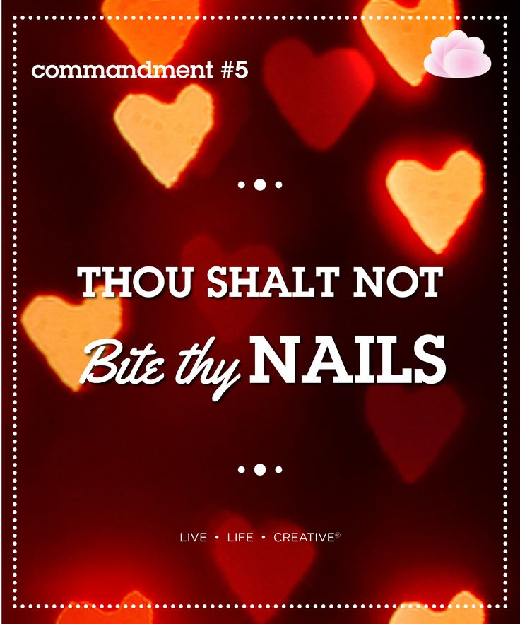 Your fingernails are an important part of the impression you leave with others. So whether you prefer manicured, polished nails or opt for a more natural look, you want to consider these 10 commandments as rules to live by when it comes to nail care
