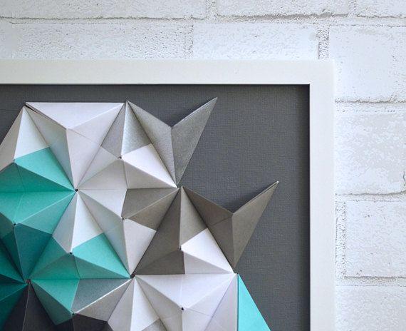 Best 25+ Origami wall art ideas on Pinterest   Origami ...