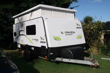 2015 Jayco Expanda Outback   Caravans   Gumtree Australia Ballina Area - Lennox Head   1115714466