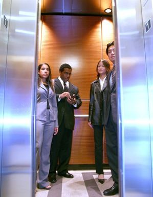 people in elevator - Google Search
