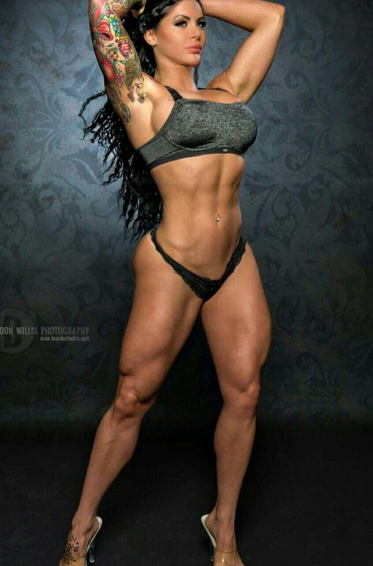 muscle mistress jessie