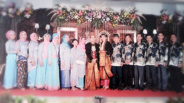 Me with family at Raessa's wedding reception