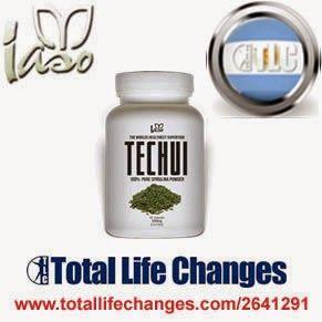 Total Life Changes Argentina .Una Oportunidad de Negocio Inteligente: Iaso ™ Techui Espirulina