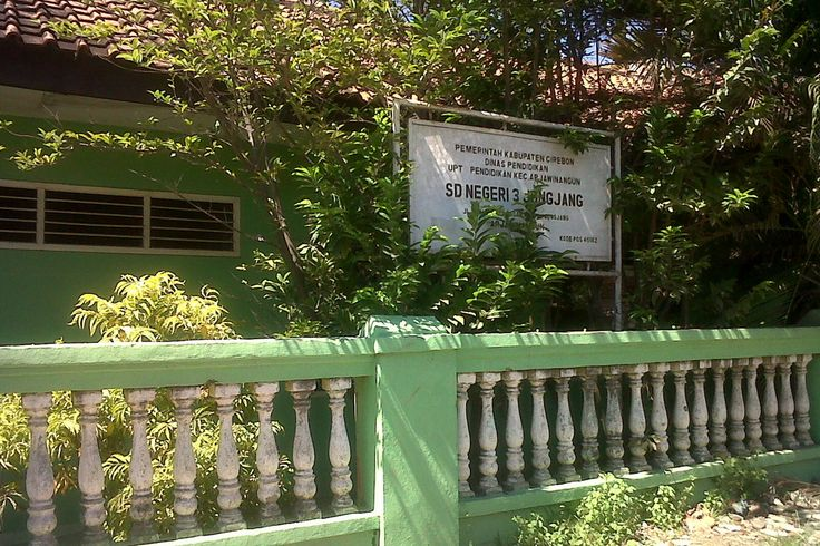 SDN 3 Jungjang, Arjawinangun -Desa Jungjang, Kecamatan Arjawinangun, Kabupaten Cirebon, Jawa Barat, Indonesia. Date, 15 Juli 2014 Koleksi www.cirebon-photo.com