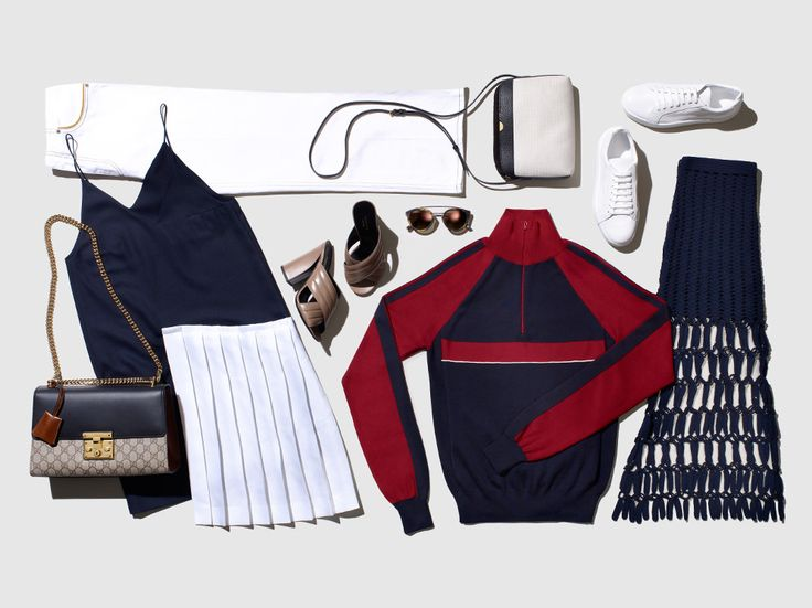 London calling! Show off your It-Brit style this #LFW with urban-inspired essentials and sporty-chic separates. #SeeitBuyitLoveit - Shop link in profile #NETAPORTER