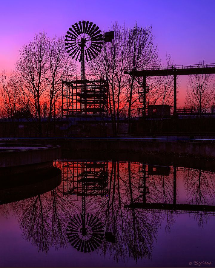 "500px / Photo ""Windmill "" by Birgit Franik"