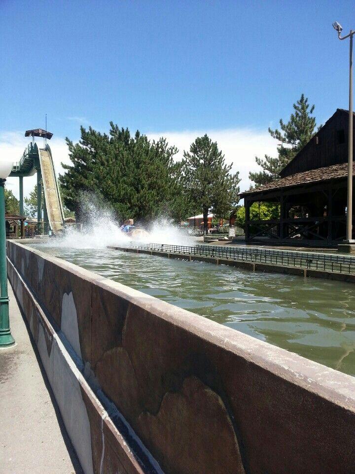 Cliff's Amusement Park in Albuquerque, NM