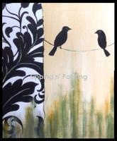 Sip N' Paint Birds on Wire   July 13, 2012 6:00-8:00pm