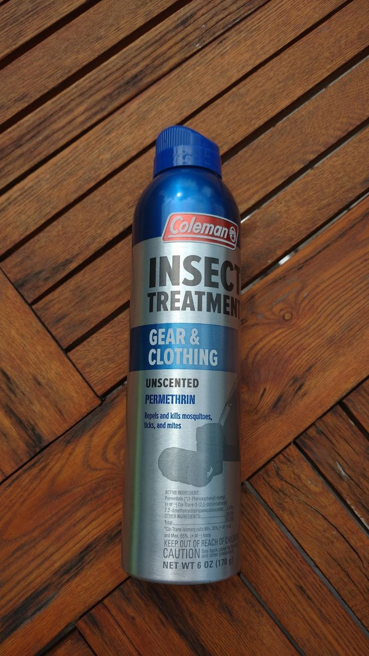 Which tick repellents to use and how to use them. Did you know you should use DEET sprays on skin and permethrin sprays on clothes and shoes?