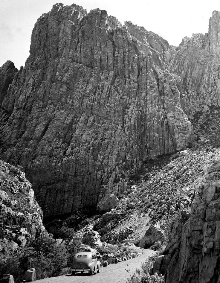 Swartberg Pass, Lower End, Cape Province | by HiltonT