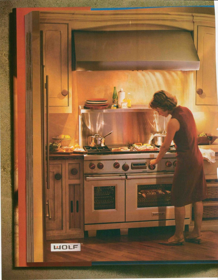 Electric Kitchen Appliance Crossword Clue ~ Ideas about wolf stove on pinterest storage spaces