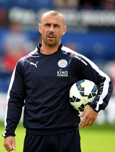 Kevin Phillips Photos Photos - Kevin Phillips one of the Leicester City coaches during the pre season friendly match between Mansfield Town and Leicester City at the One Call Stadium on July 25, 2015 in Mansfield, England. - Mansfield Town v Leicester City - Pre Season Friendly