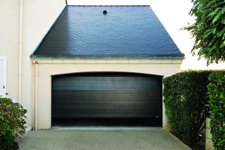 14 best garages bien stocker chez soi images on for Porte de garage sectionnelle gypass