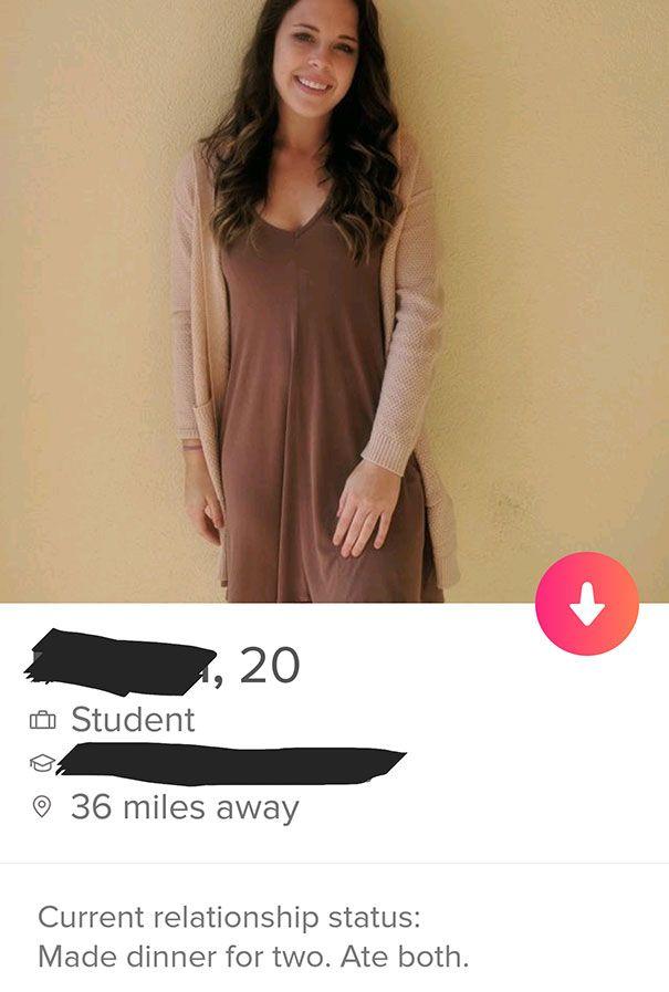 Online dating Funny profielen