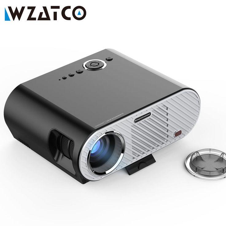 >> Click to Buy << 3200lumens portable pico led mini HDMI video game projector digital pocket home cinema Projetor proyector Beamer usb vga gp90  #Affiliate