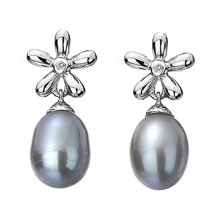 #hotdiamonds #silver #pear #earrings