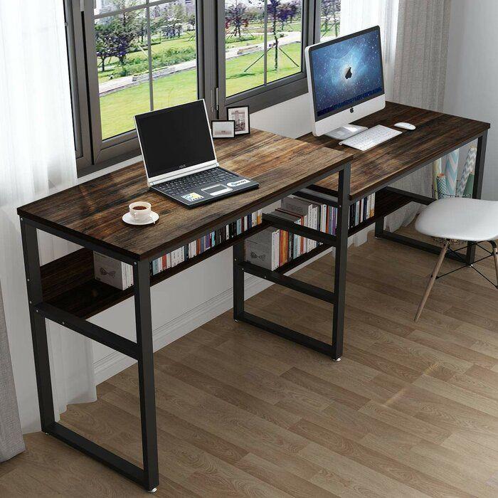 Lecuyer Credenza Desk In 2020 Cheap Office Furniture Home