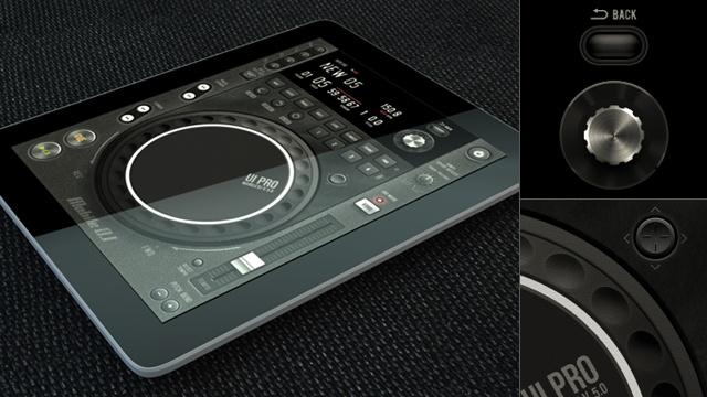 IPad DJ UX... amazing!