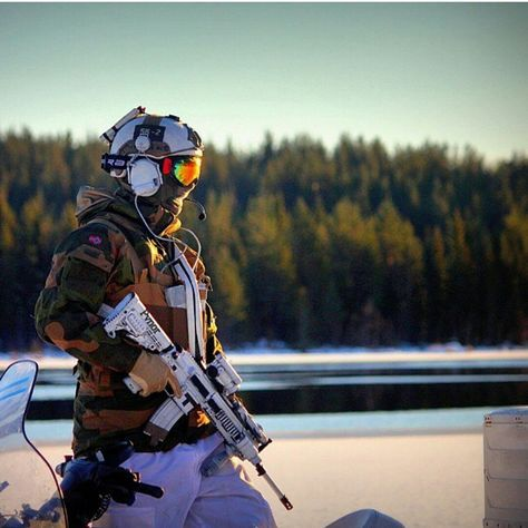 """Norwegian Army Telemark Battalion"