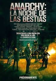 CINELODEON.COM: Anarchy: Lanoche de las bestias. James DeMonaco