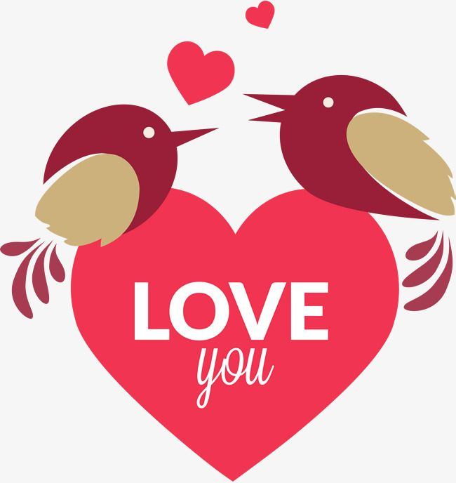 Pink Love Bird Lovebirds Pink Cartoon Love Png Transparent Clipart Image And Psd File For Free Download Pink Love Love Birds Pink