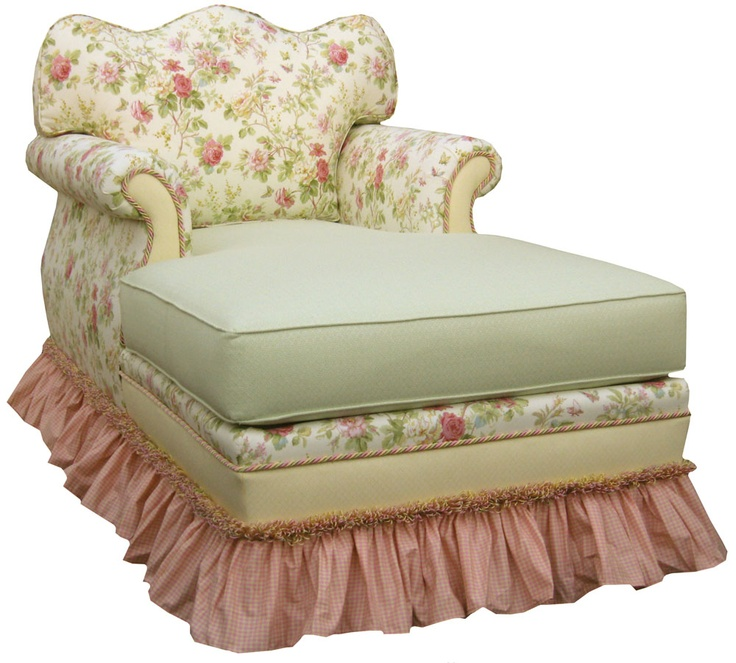English bouquet adult empire chaise lounge adorable in an for Chaise guest house