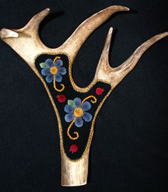 Caribou tufting: Once unique to the north, caribou-hair tufting is a delicate…