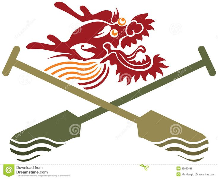Sport For > Dragon Boat Racing Clip Art
