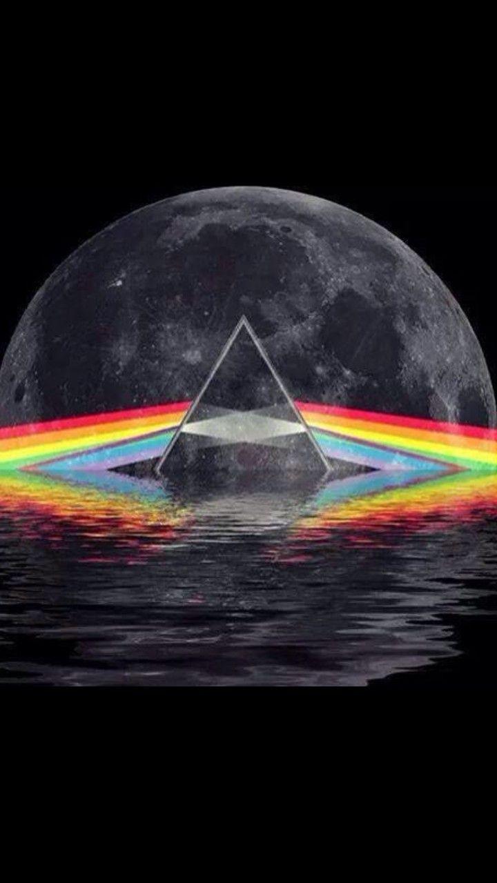 Dark Side Of The Moon In 2019 Pink Floyd Art Pink Floyd