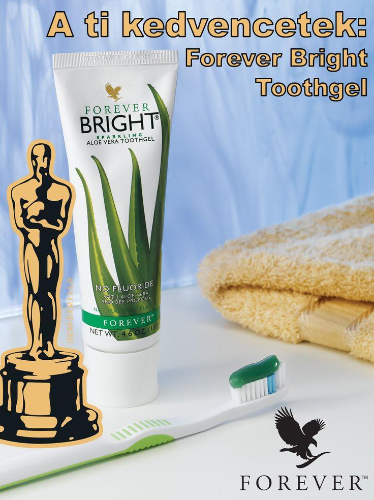 A ti kedvencetek: Forever Bright Toothgel