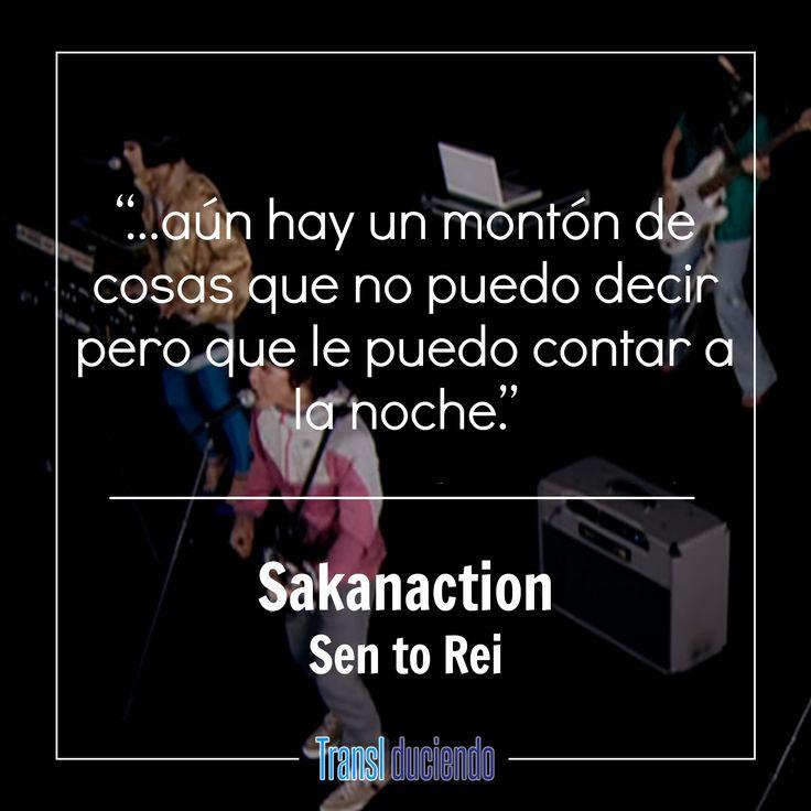 """Hoy te traemos una canción sugerida por un lector. """"Sen to Rei"""" de #Sakanaction, nos cuenta la historia de una persona que tras tener jet lag, descubre la manera de viajar en una cuarta dimensión. Si quieres disfrutar de la canción completa puedes hacerlo con el enlace a continuación:  https://goo.gl/grPZ1B #Sakanaction #SenToRei #JRock #JMusic  Si te gustó la traducción por favor ayúdanos a compartirla y cuéntanos también si te gustaría que tradujéramos alguna canción que te gusta."""