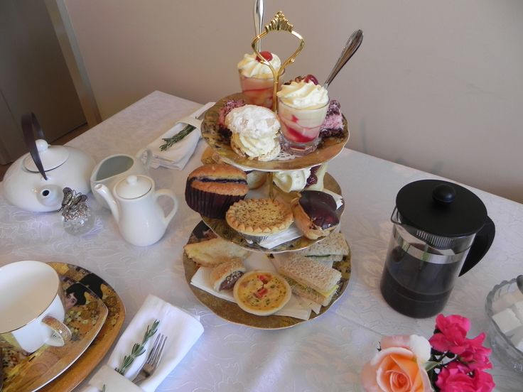 High Tea at the Gallery