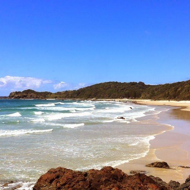 Shelley Beach - Port Macquarie, NSW, Australia.