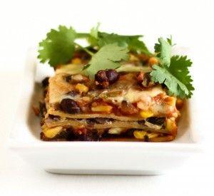 mexican lasagna: Food Recipes, Pasta Recipes, Mexicans, Main Courses, Mexican Lasagna5, Healthy Recipes, Black Bean, Cooking Recipes, Vegetarian Recipes