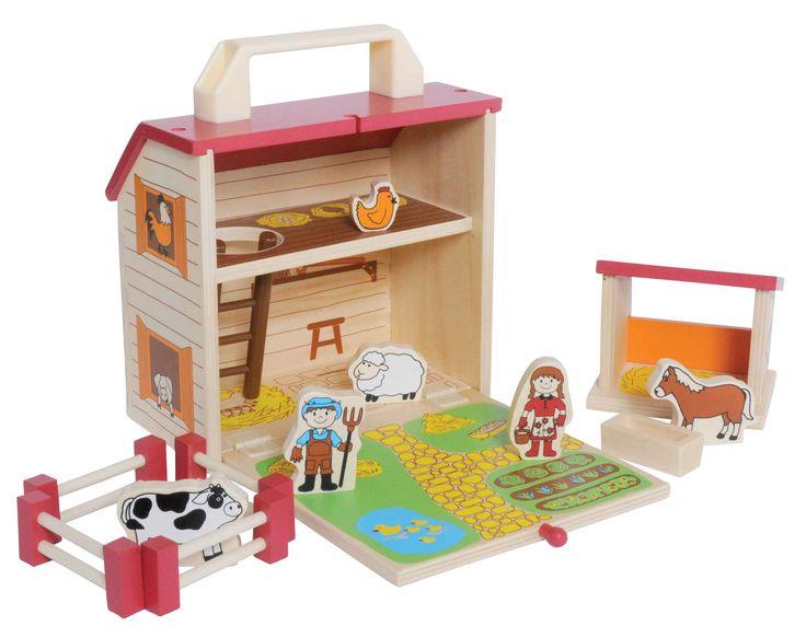 Wooden Barn House Boxset