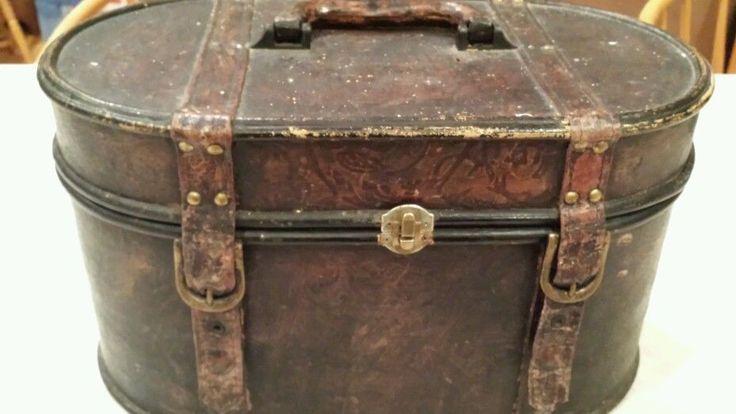 Antique Cosmetic Case