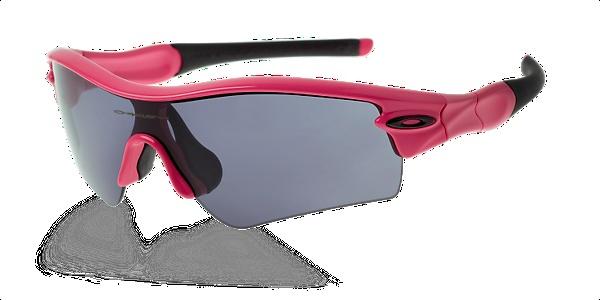 Oakley Radar Path Sunglasses: Pretty in pink