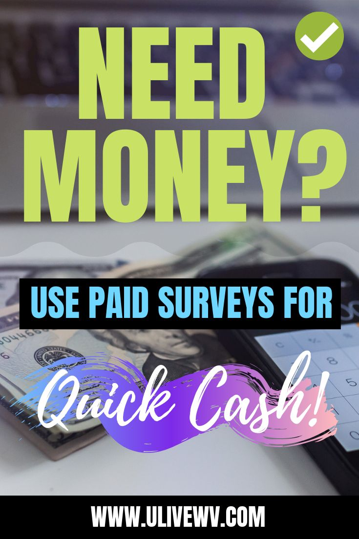 Need to make an extra $100? Get easy cash now with…