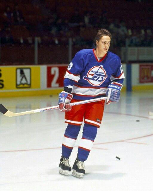 Teemu Selanne | Winnipeg Jets | NHL | Hockey