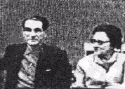 Buddy Holly's parents, Laurence and Ella Holley