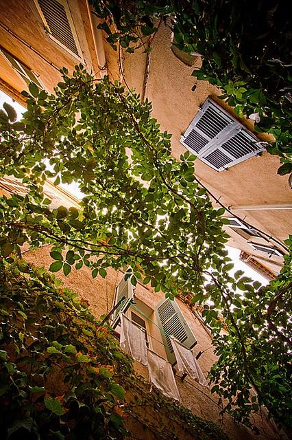 Streets of Saint Tropez by Sebastian Schubanz