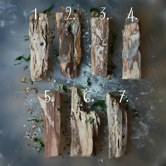 ↠ ※ Sacred Palo Santo wood sticks ※ ↞ We offer to you big, rough, beautiful pieces of Bursera graveolens wood. Every piece is very fragrant, fresh and full of love. Before buying, choose the one you like the most from the menu 🌿 Follow us! ⛯ www.facebook.com/myshenyaaa