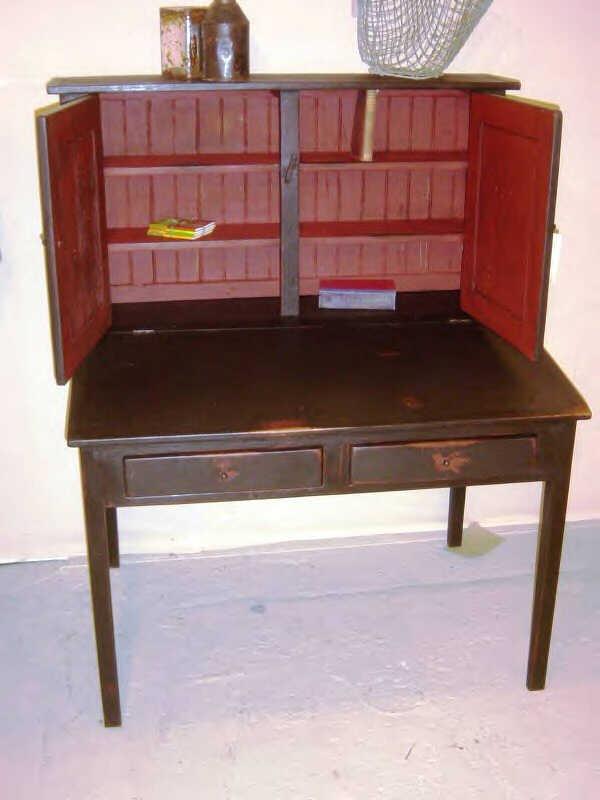 Plantation Desk · Primitive KitchenCountry ...