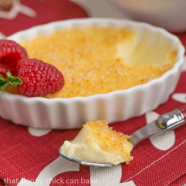 Crème Brûlée   The only recipe you'll ever need