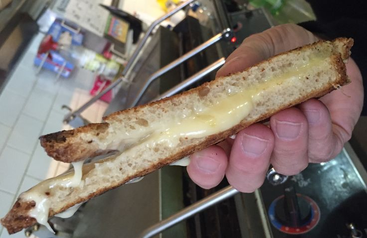 Watch this short video and learn how to make Beecher's world famous grilled cheese from the owner of this landmark shop in Pike Place Market.
