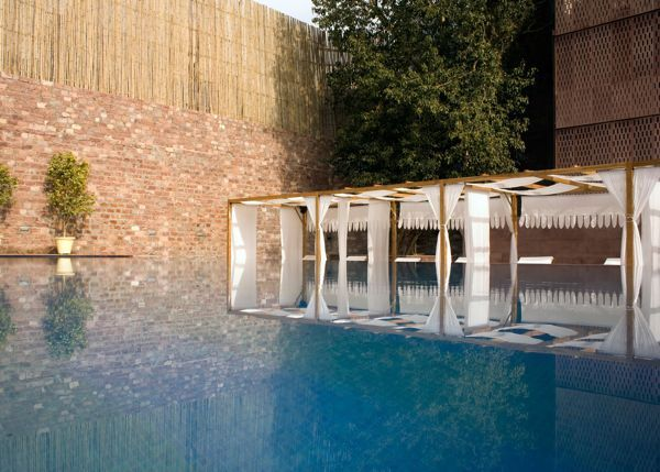 Raas Hotel, Jodphur, cool cabanas