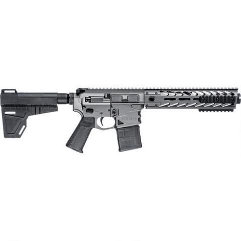 "NEMO Tango 6 AR-15 Semi Auto Pistol .300 Blackout 8"" Barrel 30 Rounds 10.25"" Aluminum M-LOK Handguard KAK Pistol Brace Burnt Bronze - BLT6-P - 856458004868"